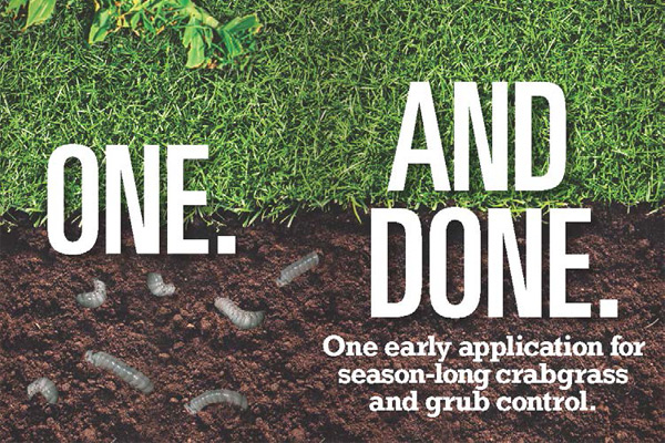 "2016 marks the 5th season for the popular combination product ""One & Done"""