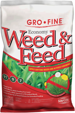 Economy Weed and Feed