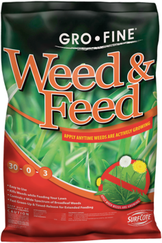 Weed and Feed