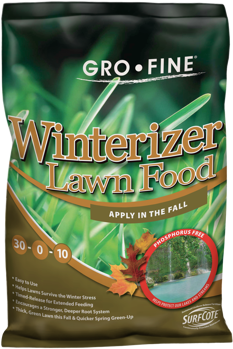 Winterizer Lawn Food