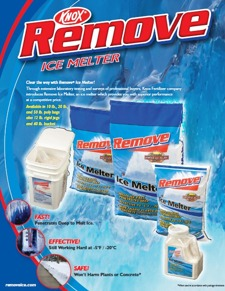 Remove Ice Melter