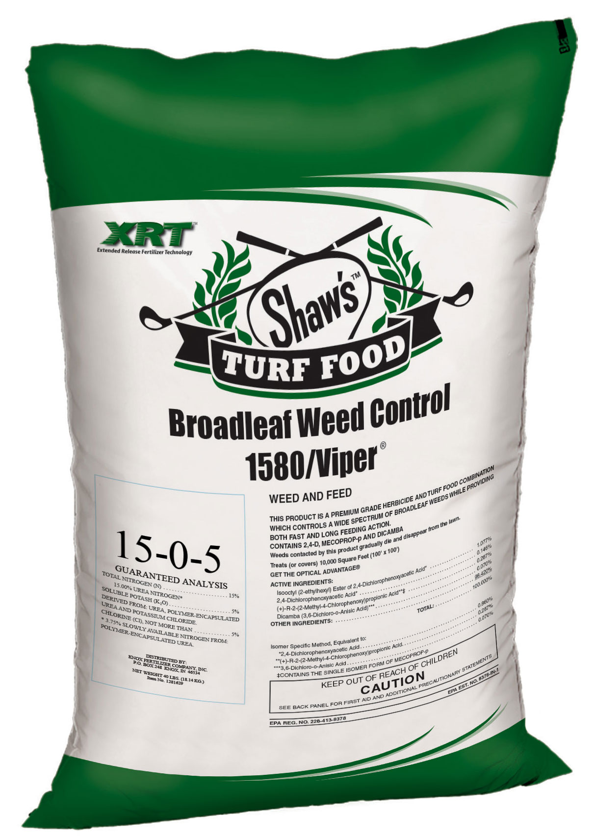 Shaw's Herbicides